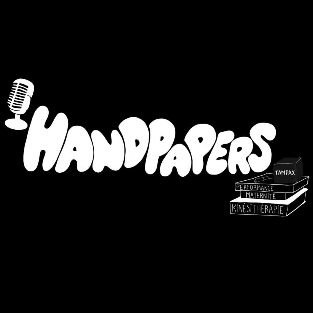 Handpapers : le podcast qui parle de la vie de sportive de haut niveau