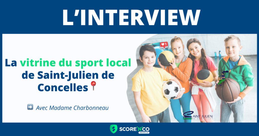Bannière blog score'n'co interview mme charbonneau score'n'co