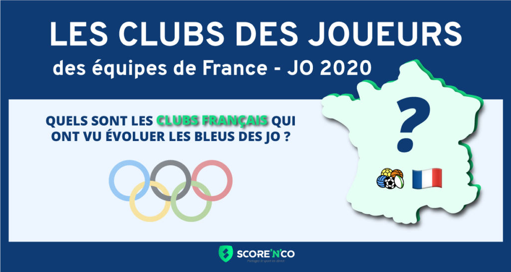 Bannière article clubs joueurs france JO